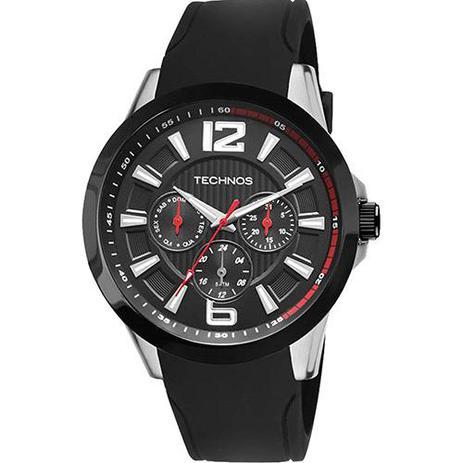 816c2734fc3 Relógio Masculino Technos Analógico Casual 6p29ahc 8p - Relógios ...