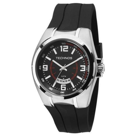 422e72884a8 Relógio Masculino Technos Analógico Performance Racer - 2115KTI 8R - Prata  Preto