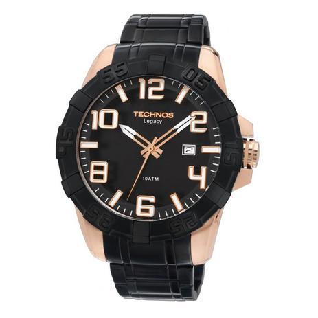 a055b1bbe1b Relógio Masculino Technos Classic Legacy 2315ABK 1P 55mm Preto ...