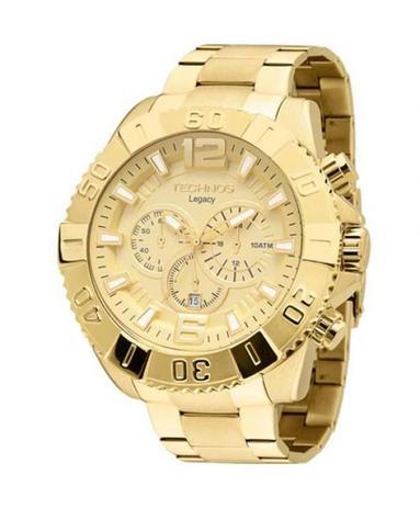 820d3fb4e3b75 Relógio Masculino Technos Classic Legacy OS20IB 4X 53mm Dourado ...