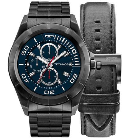 8d323840cb3f6 Relógio Masculino Technos Connect SMARTWATCH SRAC 4P Preto ...