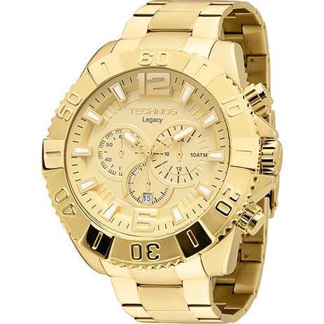a48a5ab3e81 Relógio Masculino Technos Legacy Dourado OS20IB 4X - Relógio ...