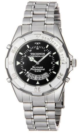 696aa442d2788 Relógio Masculino Technos Skydiver Analógico T20557 1P - Relógios ...