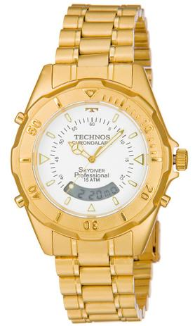 Relógio Masculino Technos Skydiver Analógico T20557 49B - Relógio ... 516b72ae46