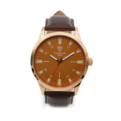 89cb3e276fd Relógio Masculino Tuguir Analógico 5005 Bronze - Relógio Masculino ...