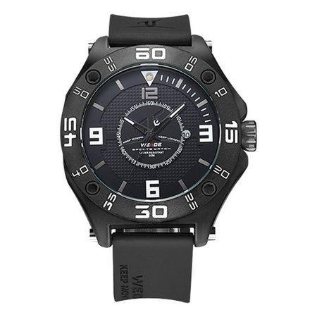 Relógio Masculino Weide Analógico Uv-1502 Preto - Relógio Masculino ... 2df727901390b