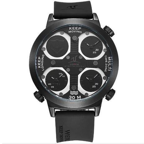 321069da9 Relógio Masculino Weide Analógico UV-1503 PT - Relógio Masculino ...