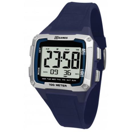 33d3ce1b2db Relógio Masculino X-Games XGPPD097BXDX - Azul Prata - Xgames ...