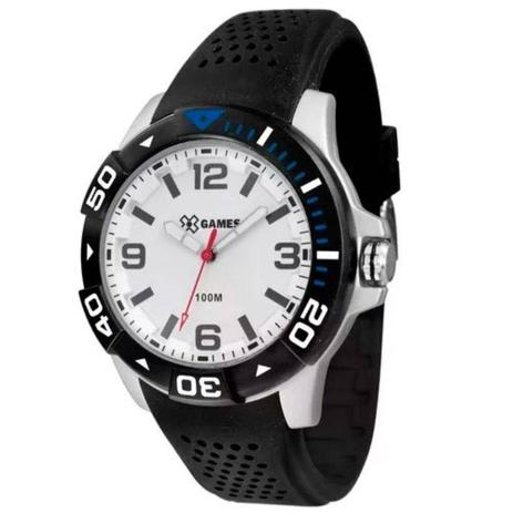 c27e6f0a510 Relógio Masculino X-Games Xmpp0025 B2px - Preto Prata - Relógio ...