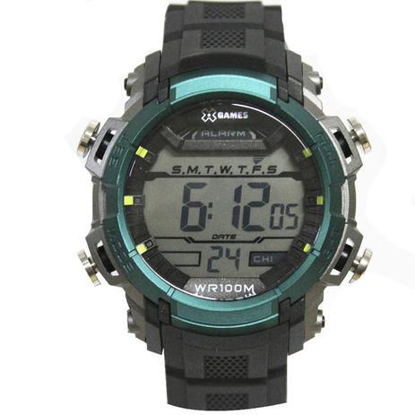 99b9d326bfd Relógio Masculino X Games XMPPD408 BXPX Cinza - Xgames - Relógio ...