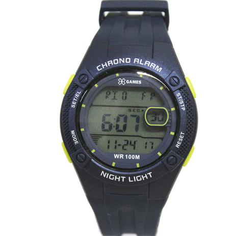 58dad5b570e Relógio Masculino X Games XMPPD443 BXPX Preto - Xgames - Relógio ...