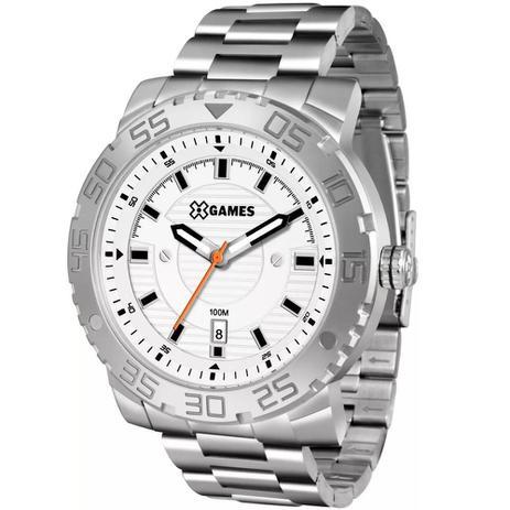 629e61dee04 Relógio Masculino X-Games Xmss1039 S2sx Prata - Xgames - Relógio ...