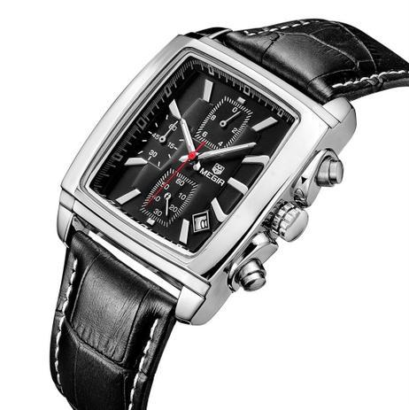 Relógio Megir Modelo 2028 - Relógio Masculino - Magazine Luiza dd193430e1