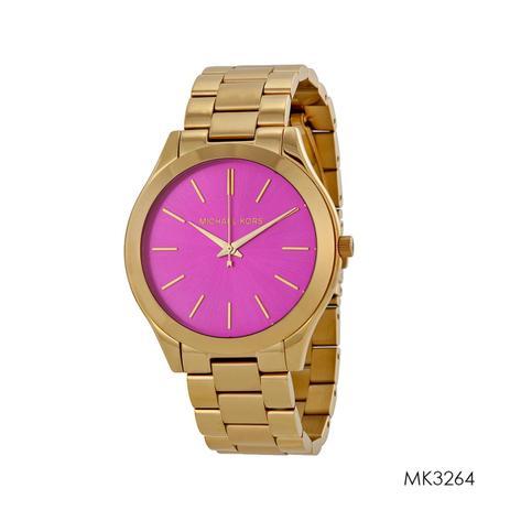 bf292a01f51b0 Relógio michael kors feminino mk3264 - Relógio Feminino - Magazine Luiza