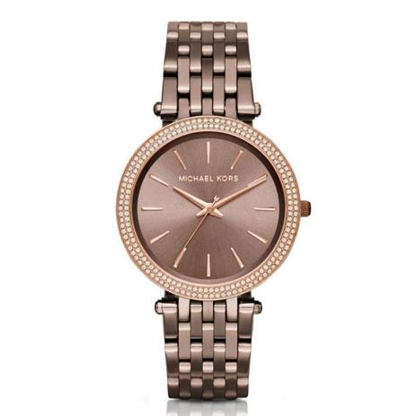 a3c88f232e0 Relógio Michael Kors Feminino Mk3416 Marrom - Relógios - Magazine Luiza
