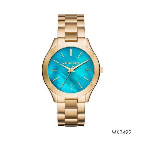 f424dee0d8f Relógio michael kors feminino mk3492 - Relógio Feminino - Magazine Luiza