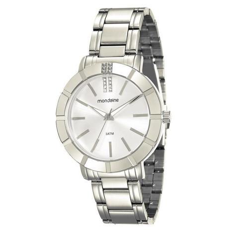 f1950682f1f Relógio Mondaine Feminino - 94804L0MVNE1 - Seculus da amazônia s-a ...