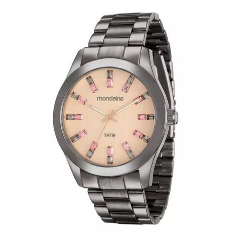 d7c9fe5e7b5 Relógio Mondaine Feminino Preto 78663LPMVSA8 - Relógio Feminino ...