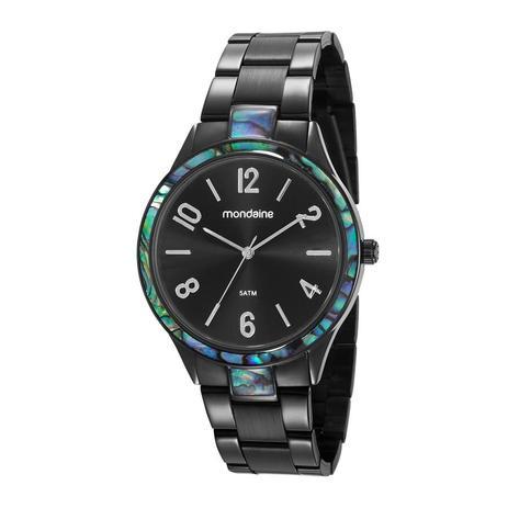 8957ad4ee53 Relogio Mondaine Feminino Ref  53624lpmvpe2 Fashion Black - Relógio ...