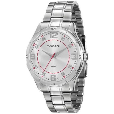 a485dadd125 Relógio Mondaine Masculino 99056g0mvne1
