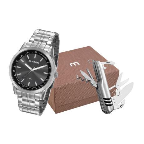 Imagem de Relógio Mondaine Masculino 99318G0MGNE1K1