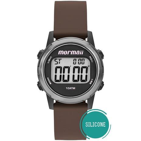 1e1c8ed39557b Relógio Mormaii Feminino Ref  Mo3700ab 8c Digital Maui Lual ...