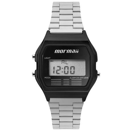 ffa179b36d1 Relógio Mormaii Feminino Ref  Mojh02al 4p Digital Black - Relógio ...