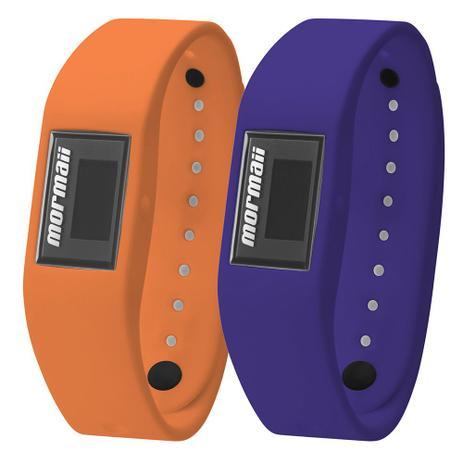 Relógio Mormaii Fit + Wristband Troca Pulseira MO3398A 8L - Relógio ... 5f5d6f2774