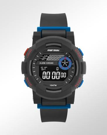 Relógio Mormaii Infantil Nxt Preto MO9081AA 8A - Relógio Infantil ... 5017460ea9