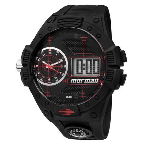f37d4423df3 Relógio Mormaii Masculino Acqua Pro - MO2568AB-8R - Technos ...