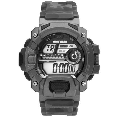 e76f7485d7238 Relógio Mormaii Masculino Camuflado Acqua MO1132AE 8C - Relógio ...