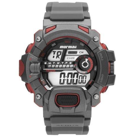 Relógio Mormaii Masculino Digital Acqua MO1132AE 8R - Relógio ... a276169df1