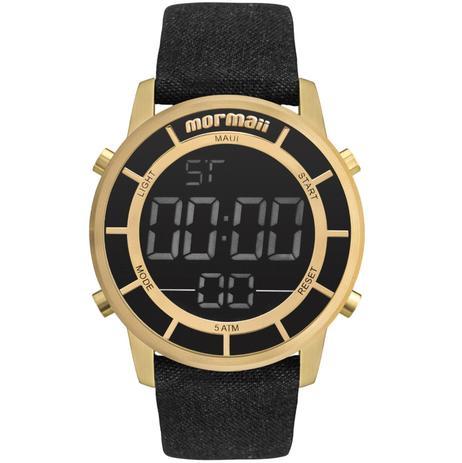 24ff93300ee18 Relógio Mormaii Masculino Maui Digital MOBJ3463DE 2X - Relógio ...
