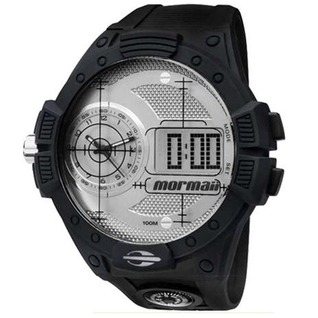 fe23dea0da9a7 Relógio Mormaii Masculino MO2568AB 8B - Relógios Esportivos ...