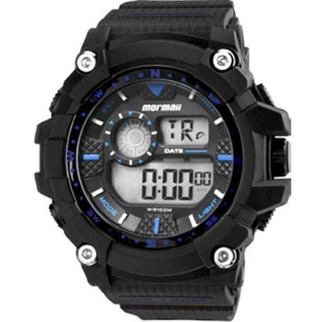 4b7c664bb Relógio Mormaii Masculino Mo3530a/8a - Relógio Masculino - Magazine ...