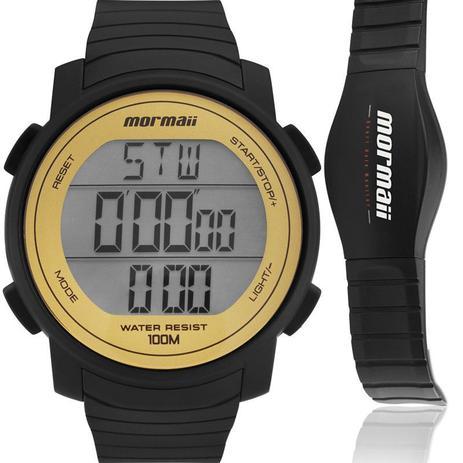 Relógio Mormaii Masculino Monitor Cardíaco MO11560AA 8D - Relógio ... 5780beb635