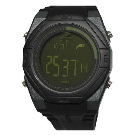 0dc3c920fd9bc Relógio Mormaii Masculino Nautique Digital MO3374B 8V - Relógio ...