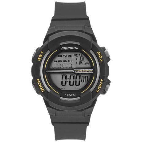 e238390c641aa Relógio Mormaii Masculino Ref  Mo0201 8a Digital Infantil - Relógio ...