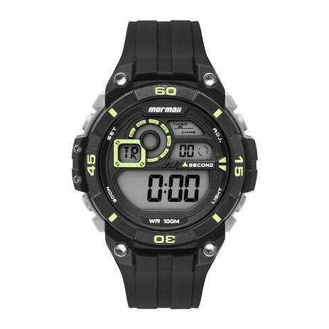 82a547e85 Relógio Mormaii Masculino Ref: Mo2019ac/8p Acqua Preto - Relógio ...