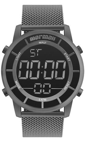 205147d9748 Relógio Mormaii Masculino Ref  Mobj3463ba 4c Digital Preto - Relógio ...