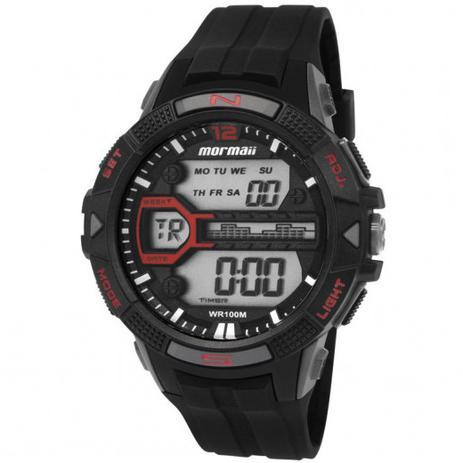 941b896b86d Relógio Mormaii Masculino Wave Digital MO5000 8P Preto - Relógio Masculino  - Magazine Luiza