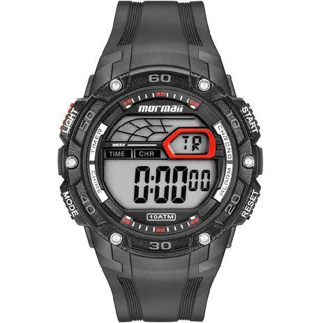 a5bfaad14 Relógio Mormaii Masculino Wave Digital MO9670AA/8R - Relógio ...
