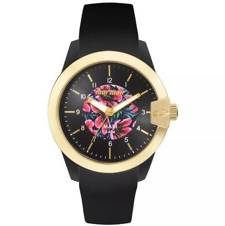 Relógio Mormaii Maui Floral Feminino - MO2036II 8P - Relógio ... 36f9f7d89e
