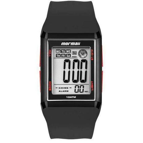 f7a0e63abe721 Relógio Mormaii Preto Mo1800 8r - Relógio Masculino - Magazine Luiza