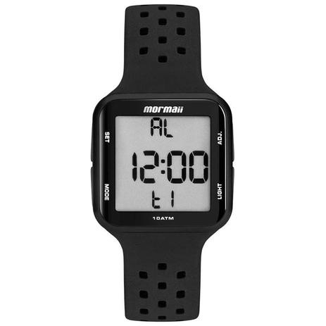 09bd2bf2f1442 Relógio Mormaii Wave Preto Unissex MO6600 8P - Relógio Masculino ...