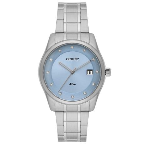 6207fc4db5c Relógio Orient Analógico Feminino Swarovski FBSS1108 A1SX - Relógio ...