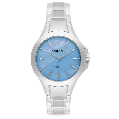 27f12e9cdf7 Relógio Orient Analógico Swarovski Feminino FBSS0061 A1SX - Relógio ...