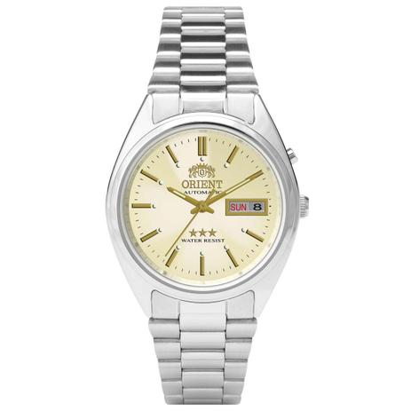 ec1f151d918 Relógio Orient Automático Analógico Classic Masculino 469WA3 C1SX ...
