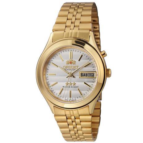 361a67a4af8b6 Relógio Orient Automático Analógico Classic Masculino EM03-A0 B1KX ...