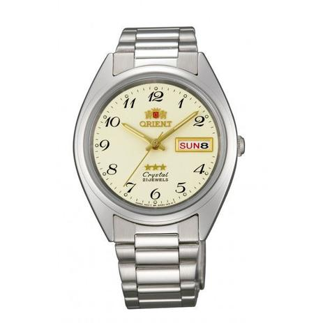 63e0891dbb9 Relógio Orient Automático Clássico Fab00003C9 - Relógio Masculino ...
